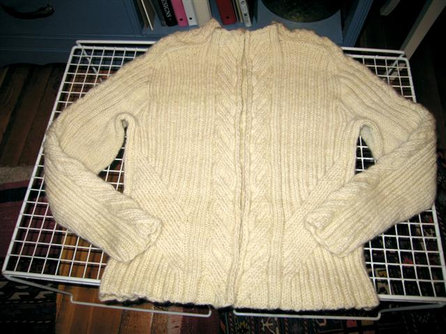 Urban Aran (All But Zipper)