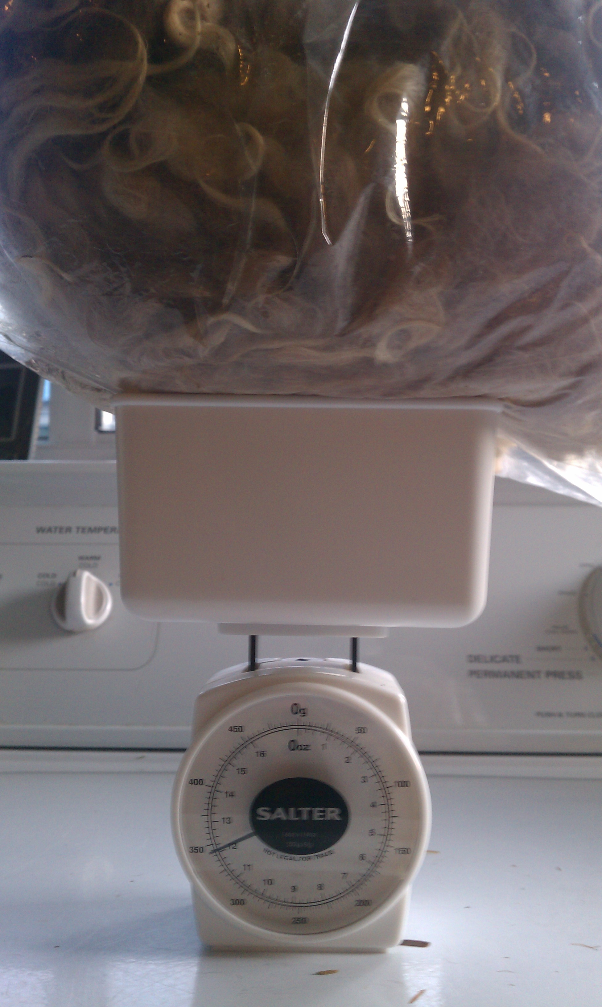 Fleece Weighing